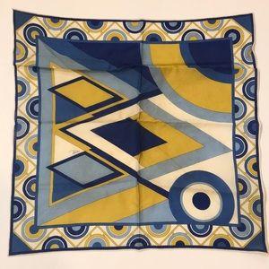 Emilio Pucci cotton scarf